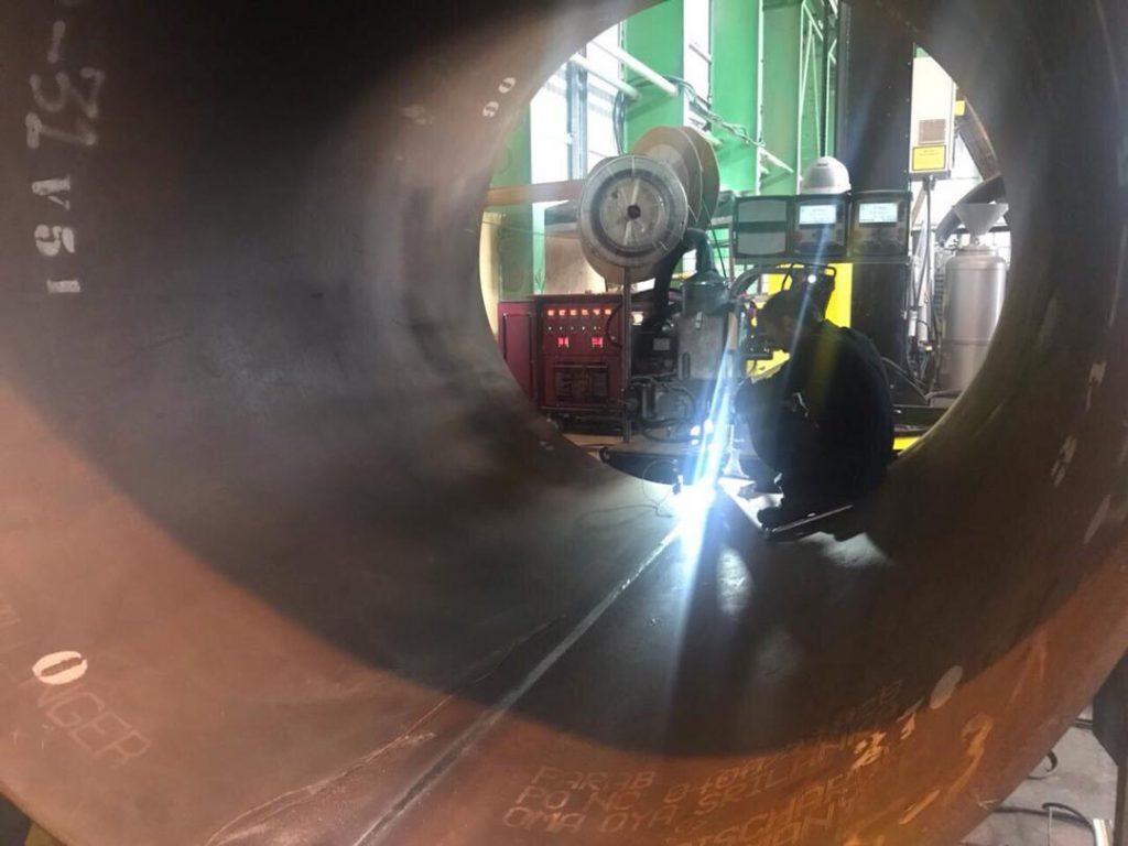 تنش زدایی خطوط انتقال آب و تنش زدایی 600 متر تونل عمودی انتقال آب به نیروگاه آبی کشور سریلانکا